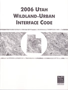 Wildland-Urban Interface Code cover page
