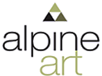 Alpine Art Logo