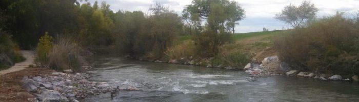 Jordan River Photo