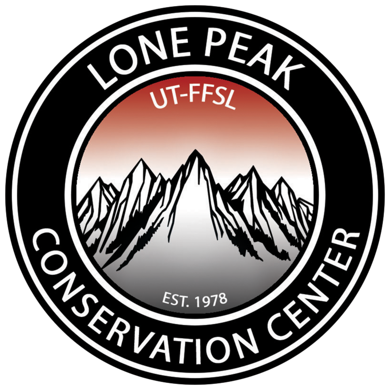 Lone Peak Conservation Center Logo