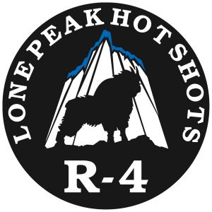 Lone Peak Hotshots Logo