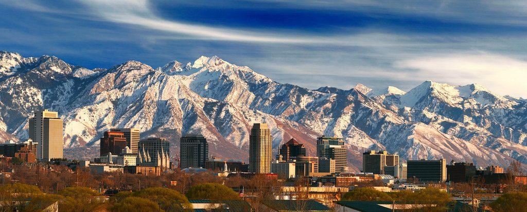 Downtown Salt Lake City Photo